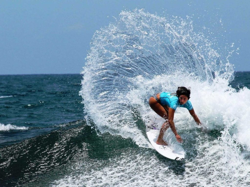 Intermediate Surfing Lessons