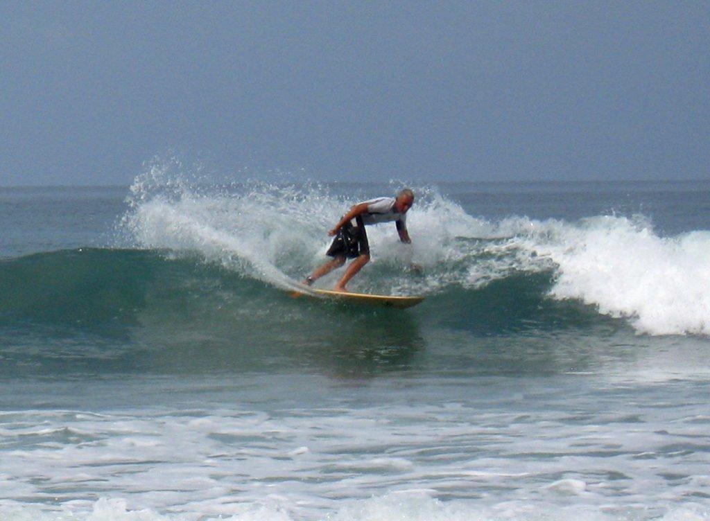 Rick Head Surf Instructor