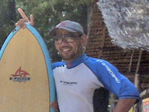 Kay Learn to Surf Instructor